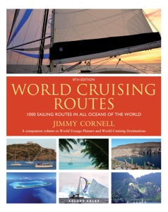 World Cruising Routes Book Cover