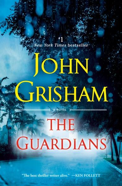 The Guardians - John Grisham book cover