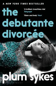 The Debutante Divorcée Book Cover