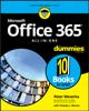 Peter Weverka & Timothy L. Warner - Office 365 All-in-One For Dummies artwork