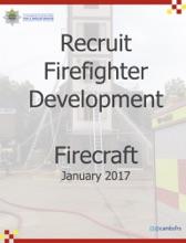 Recruit Firefighter Development