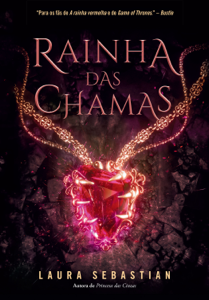 Rainha das chamas Book Cover