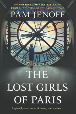 Pam Jenoff - The Lost Girls of Paris book