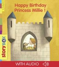 Happy Birthday Princess Millie!