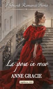 La sposa in rosso di Anne Gracie Copertina del libro