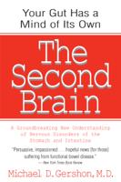 Michael Gershon - The Second Brain artwork