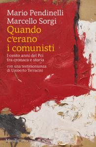 Quando c'erano i comunisti Copertina del libro