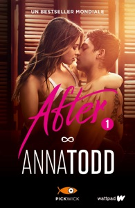 After di Anna Todd Copertina del libro