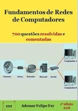 Fundamentos De Redes De Computadores: 700 Questões Resolvidas E Comentadas