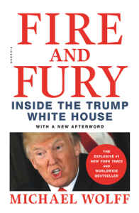 Fire and Fury Cover Book