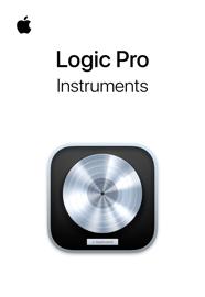 Logic Pro Instruments