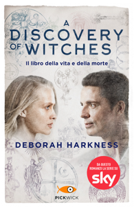 A discovery of witches Copertina del libro
