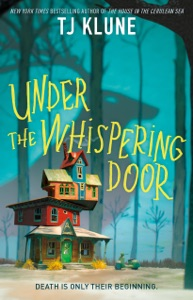 Under the Whispering Door Book Cover