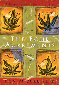 The Four Agreements Boekomslag