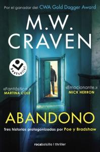 Abandono (Serie Washington Poe) Book Cover