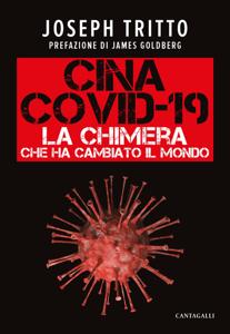 Cina Covid-19 Copertina del libro