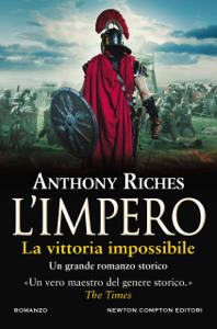 L'impero. La vittoria impossibile Libro Cover