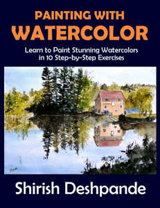 Painting with Watercolor Copertina del libro
