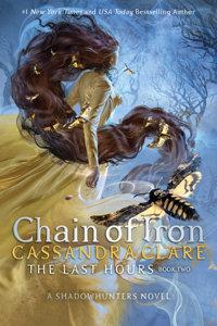 Chain of Iron Book Cover