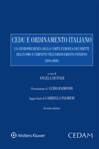 CEDU e ordinamento italiano Copertina del libro