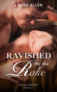 Ravished by the Rake Cover Book