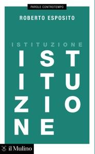 Istituzione Book Cover