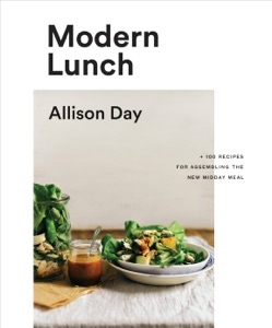 Modern Lunch by Allison Day Book Cover