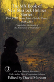 The MX Book of New Sherlock Holmes Stories - Part XXIII