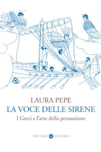 La voce delle Sirene Copertina del libro