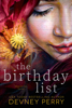 Devney Perry - The Birthday List  artwork
