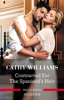 Cathy Williams - Contracted for the Spaniard's Heir artwork