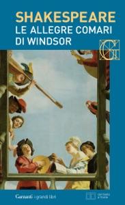 Le allegre comari di Windsor. Con testo a fronte Book Cover