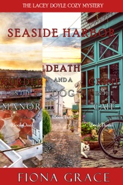 A Lacey Doyle Cozy Mystery Bundle: Murder in the Manor (#1), Death and a Dog (#2), and Crime in the Café (#3) PDF Download