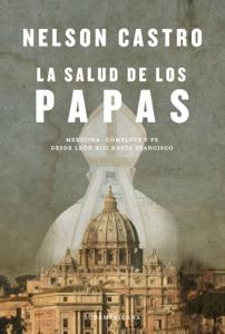 La salud de los papas Copertina del libro