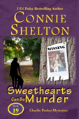 Sweethearts Can Be Murder: A Girl and Her Dog Cozy Mystery