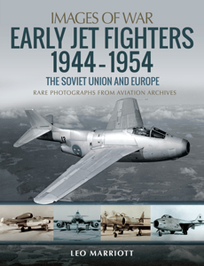 Early Jet Fighters, 1944–1954 Buch-Cover