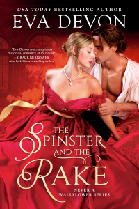 The Spinster and the Rake Book Cover