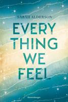 Sarah Alderson - Everything We Feel artwork