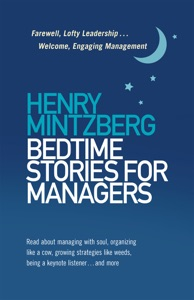 Bedtime Stories for Managers Book Cover