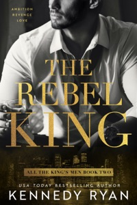 The Rebel King Book Cover