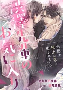渋澤先輩のお気に入り 最悪で極上な男に愛されまして Book Cover