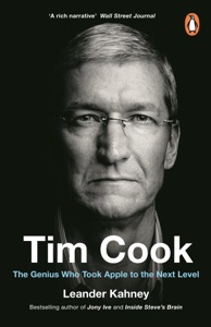 Tim Cook Book Cover