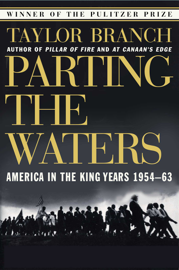 Parting the Waters book