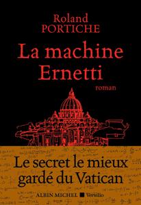 La machine Ernetti Couverture de livre