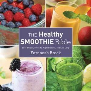 The Healthy Smoothie Bible Book Cover