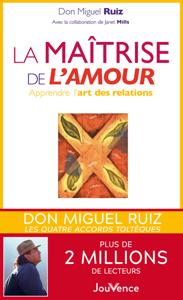 La maîtrise de l'amour Couverture de livre