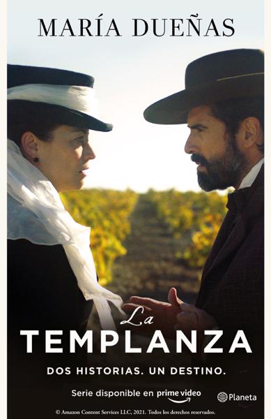 La Templanza by María Dueñas