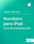 Guía de introducción de Numbers para iPad iOS – 11