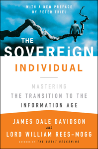 The Sovereign Individual Libro Cover