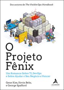 O Projeto Fênix Book Cover